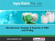 Unlaminated Pp/Hdpe Woven Fabric By Ispa Exim Pvt Ltd Mumbai