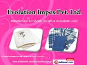 Bath Towels By Evolution Impex Private Limited New Delhi