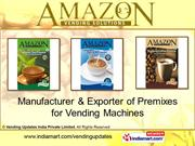 Coffee Vending Machine By Vending Updates India Private Limited Noida
