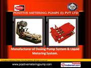 High Flow Pumps By Positive Metering Pumps I Private Limited Nashik