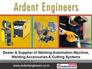 Metal Arc Welding Machines By Ardent Engineers New Delhi
