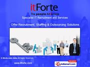 Manpower Staffing Services By Itforte Staffing Services Private Ltd.