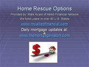 Home Rescue Options