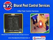 Post Construction Termite Control Services By Bharat Pest Control