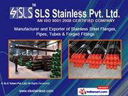 Stainless Steel Flanges By Sls Tubes Pvt. Ltd Mumbai