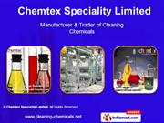 Dairy Industry By Chemtex Speciality Limited Kolkata