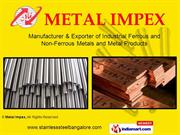 Stainless Steel Architectural Products By Metal Impex Bengaluru