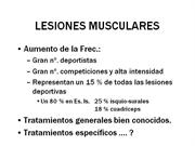 lesiones musculares - x (PPTshare)