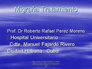 Tratamiento de la Migraa (PPTshare)