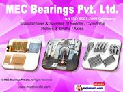 Needle Roller By Mec Bearings Pvt. Ltd. New Delhi