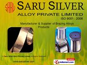 High Silver Brazing Alloys By Saru Silver Alloy Private Limited Meerut