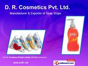 Soap Strips. By D. R. Cosmetics Private Limited Nashik