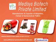 Allopathic Pharmaceutical Pellets By Medisys Biotech Private Limited