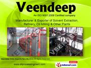 Oil Modification Plant By Veendeep Oiltek Exports Navi Mumbai Navi