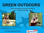 Adventure Sports By Green Outdoors Vadodara