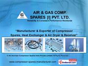 Compressor Accessories By Air And Gas Compressor Spares India Private