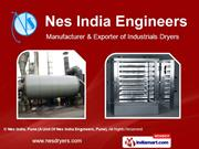 Vacuum Tray Dryer. By Nes India, Pune (A Unit Of Nes India Engineers,