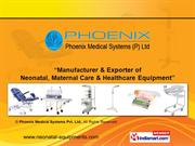 Nasal Cpap Unit By Phoenix Medical Systems Pvt. Ltd. Chennai