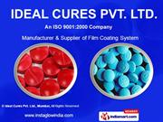 Pharmaceutical Tablets Coating By Ideal Cures Pvt. Ltd. Mumbai