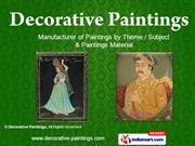 Paintings By Theme/Subject By Decorative Paintings Bhilwara