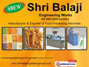 Kurkure Making Machine By Shri Balaji Engineering Works New Delhi
