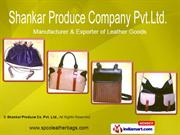 Leather Hand Painted Bags By Shankar Produce Co. Pvt. Ltd. Kolkata
