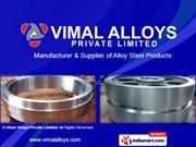 Alloy Steel By Vimal Alloys Private Limited Mandi Gobindgarh