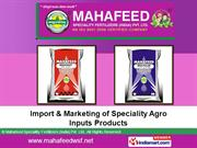 Mahafeed Speciality 100 % Water Soluble Chelated Micronutrient