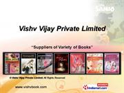 Reference Books By Vishv Vijay Private Limited Ghaziabad