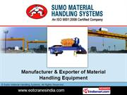 Gantry Cranes By Sumo Material Handling Systems Ahmedabad