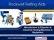 Portable Dynamic Hardness Tester By Rockwell Testing Aids New Delhi