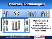 Tablet Press Machines By Pharma Technologies Thane