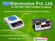 Crane Scales By Sansui Electronics Private Limited Pune
