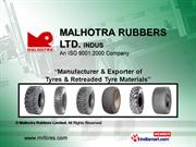 Commercial Vehicle Tires By Malhotra Rubbers Limited New Delhi