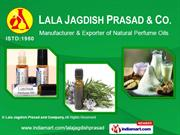 Pure Natural Essential Oils & Aromatherapy Oils By Lala Jagdish Prasad