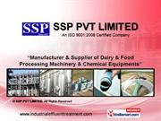 Food Processing Machine By Ssp Pvt Limited Faridabad