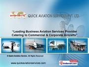 In Flight Catering By Quick Aviation Service New Delhi