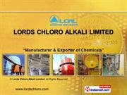 Lords Chloro Alkalies Limited By Lords Chloro Alkali Limited New Delhi