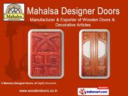 Temple Door By Mahalsa Designer Doors Bengaluru