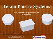 Plastic Container By Tekno Plastic Systems Coimbatore