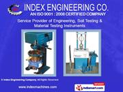 Testing Equipment By Index Engineering Company Indore