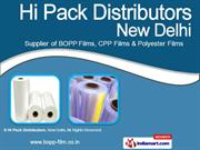 Cpp Films By Hi Pack Distributors New Delhi