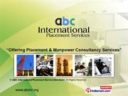 Placement Spectrum By Abc International Placements Services New Delhi