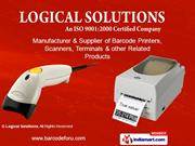 Barcode Printers By Logical Solutions New Delhi