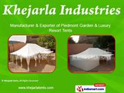 Swiss Cottage And Safari Tents By Khejarla Tents Jodhpur