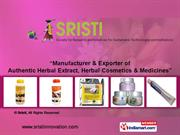 Herbal Extracts By Sristi Ahmedabad