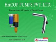 Dispencing Nozzles By Hacop Pumps Private Limited Pune