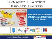 Plastic Baskets By Dynasty Plastics Private Limited Mumbai