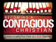 Being a Contagious Christian - Pentcost