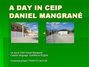 A DAY IN CEIP DANIEL MANGRANÉ 2